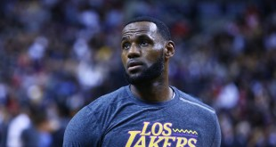 Lebron James Talks Being Compared To Kobe