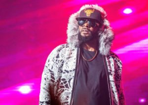 R. Kelly Loses Judgement
