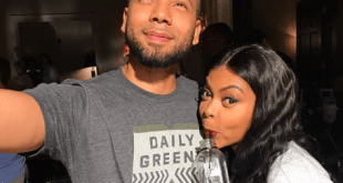 Taraji P Henson Says Jussie Is coming back