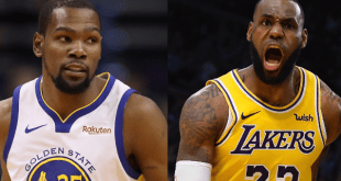 Kevin Durant and Lebron James Talk Exploitation
