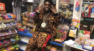 Kodak Black puts up house