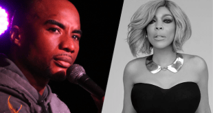 Charlamagne and Wendy Williams