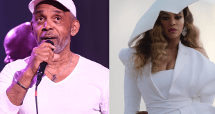 Frankie Beverly -Beyonce
