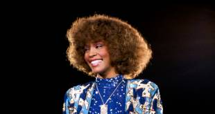 Whitney Houston BioPIc