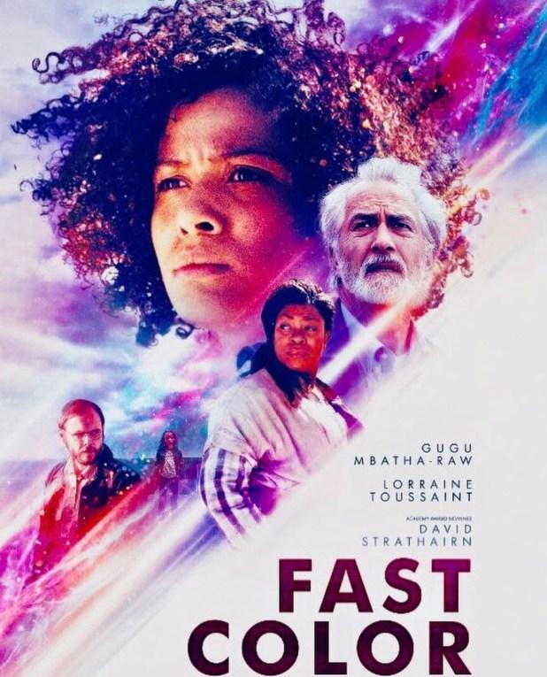 Fast Color no promo