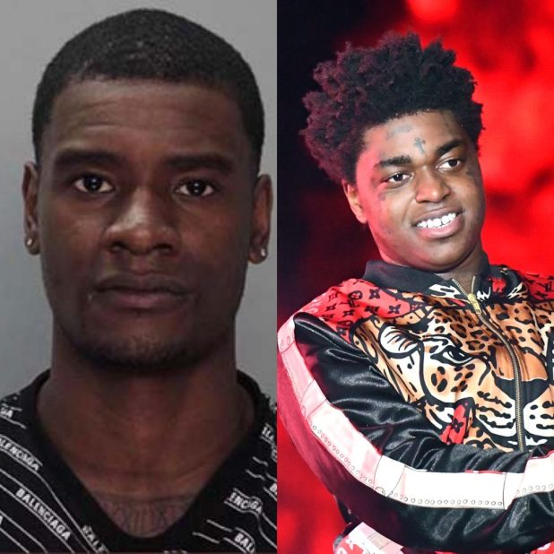 Josh Jackson and Kodak Arrested