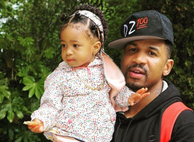 Stevie J and Bonnie Bella