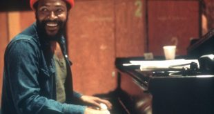 Marvin Gaye Post Office