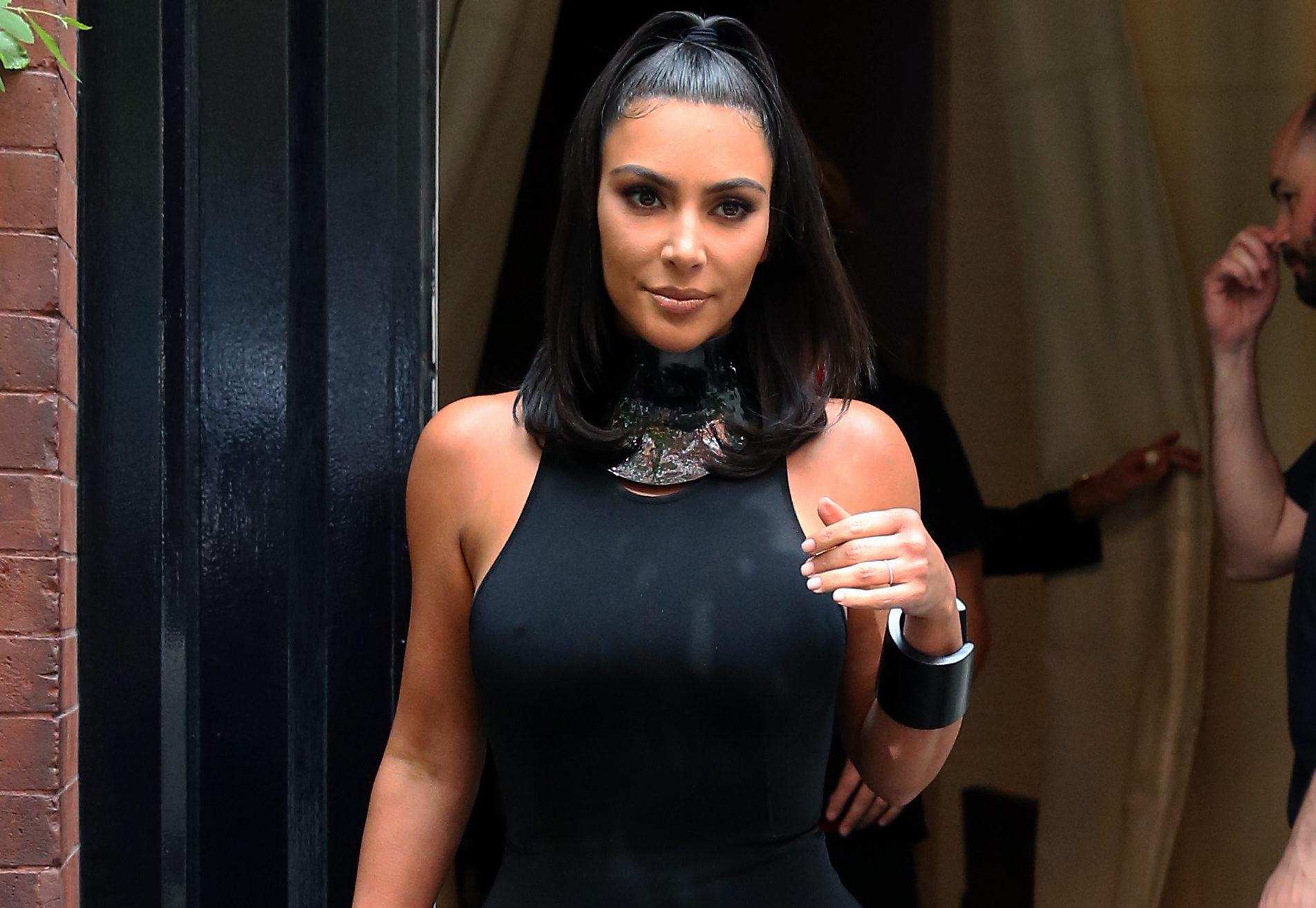 Kim Kardashians critics should just admit they have a
