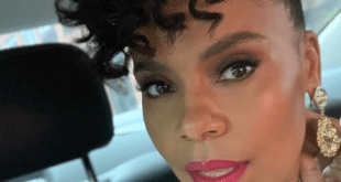 Sanaa Lathan Talks Twilight Zone