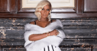 Mary J. Blige for PEOPLE