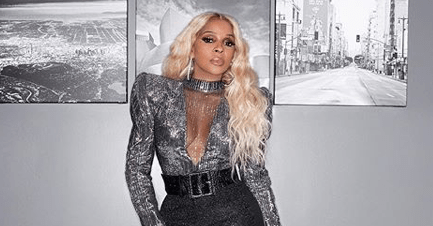 Mary J Blige talks Life After