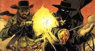 Django/Zorro comic