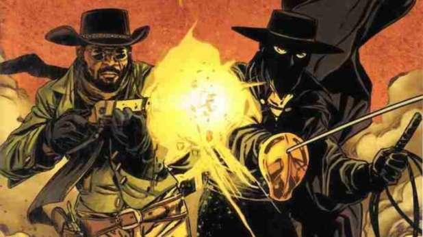 Quentin Tarantino And Jerrod Carmichael Are Reportedly Collaborating On A New 'Django/Zorro' Movie