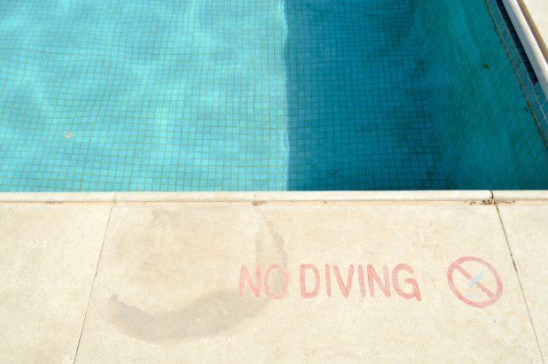 Racist Pool Rules
