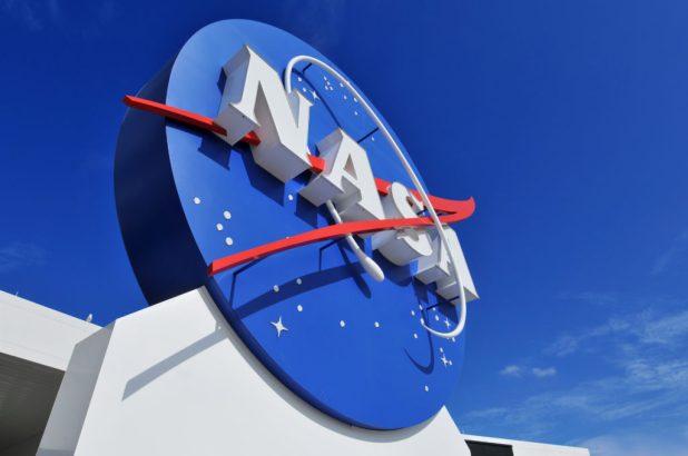 NASA's Logo for Hidden Figures