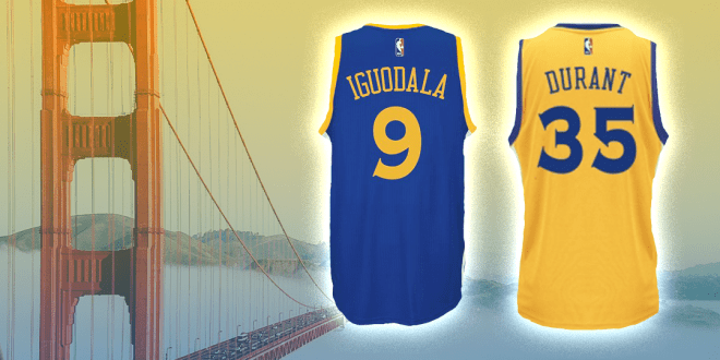 Golden State Warriors To Retire Andre Iguodala, Kevin ...