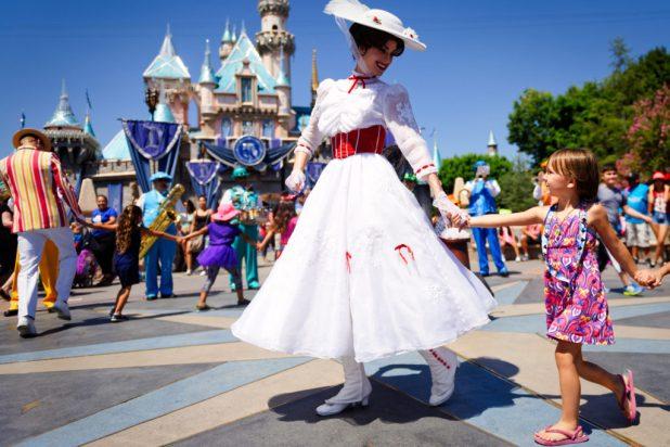 Disney Wages