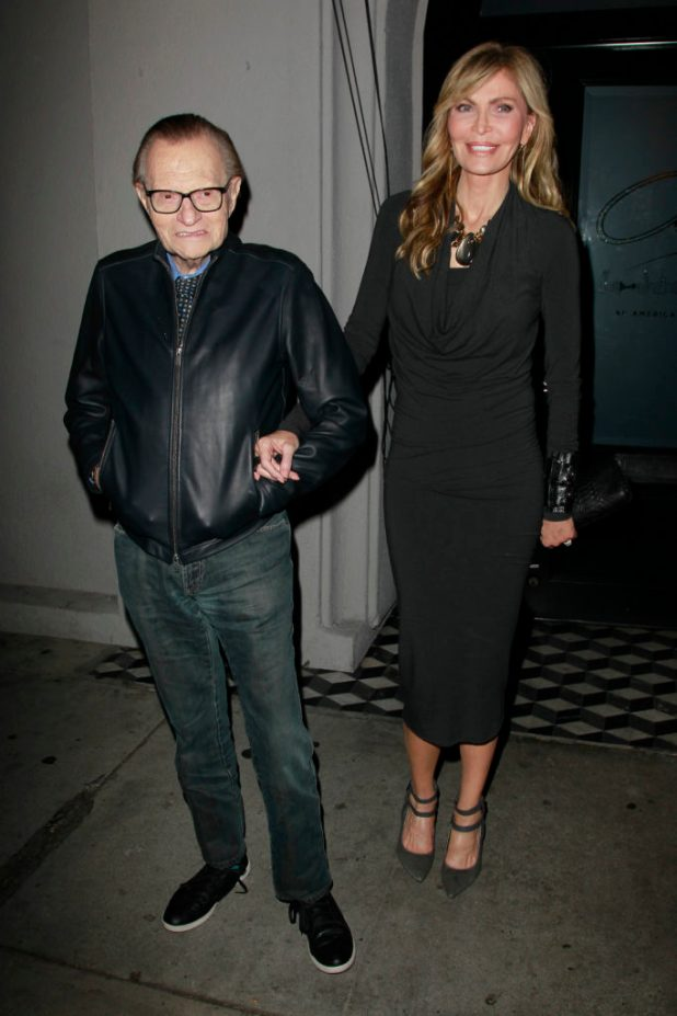 Larry King and Shawn King SPlit