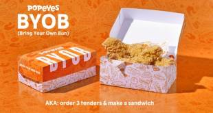 BYOB for Popeyes