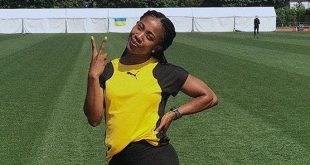 Shelly-Ann Fraser-Pryce Makes History