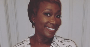 Joy Reid Talks Wealthy Whites