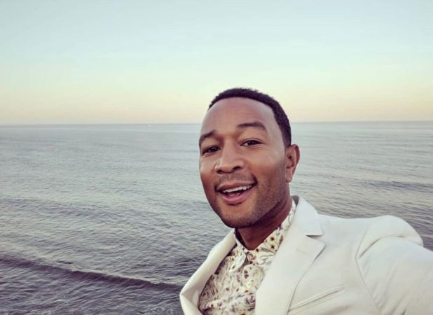 John Legend for Baby Its Cold Outside