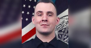Officer Killed In Duty