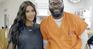 Kim Kardashian helps Release