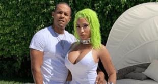 Nicki Minaj and Ken