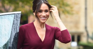 Meghan Markle For Ellen