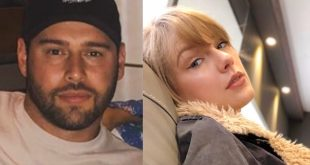 Scooter Braun vs Taylor Swift