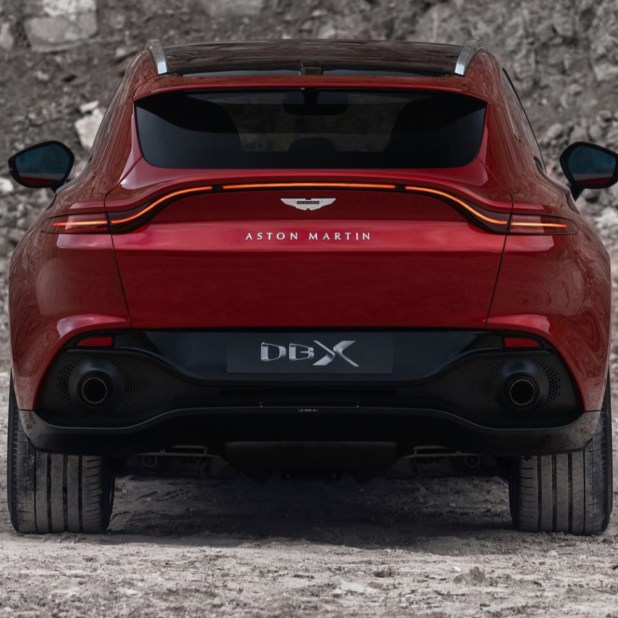 That's Baller: Aston Martin Releases A $190,000 SUV
