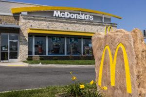 McDonalds CEO