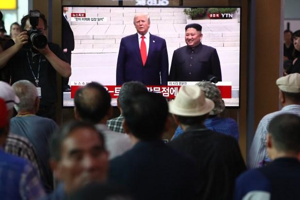 North Korea Offers Christmas Gift
