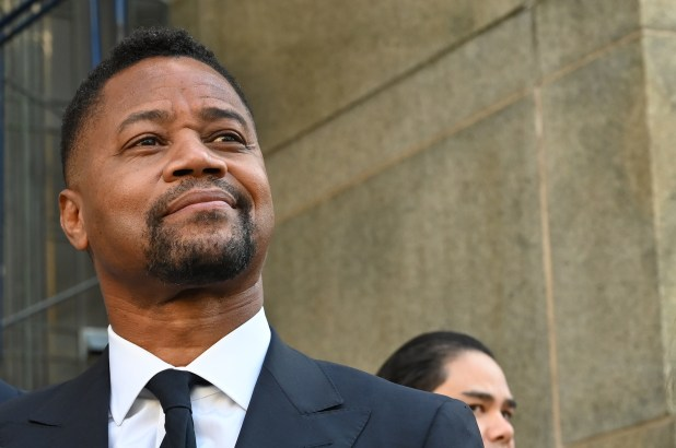 Cuba Gooding Hit With More Allegations