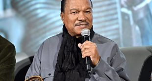 Billy Dee WIllaims on Gender Fluid