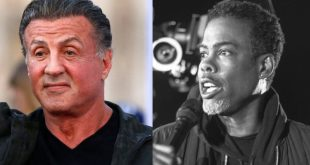 Chris Rock and Slyvester Stallone