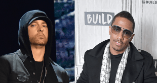 Nick Cannon Vs Eminem