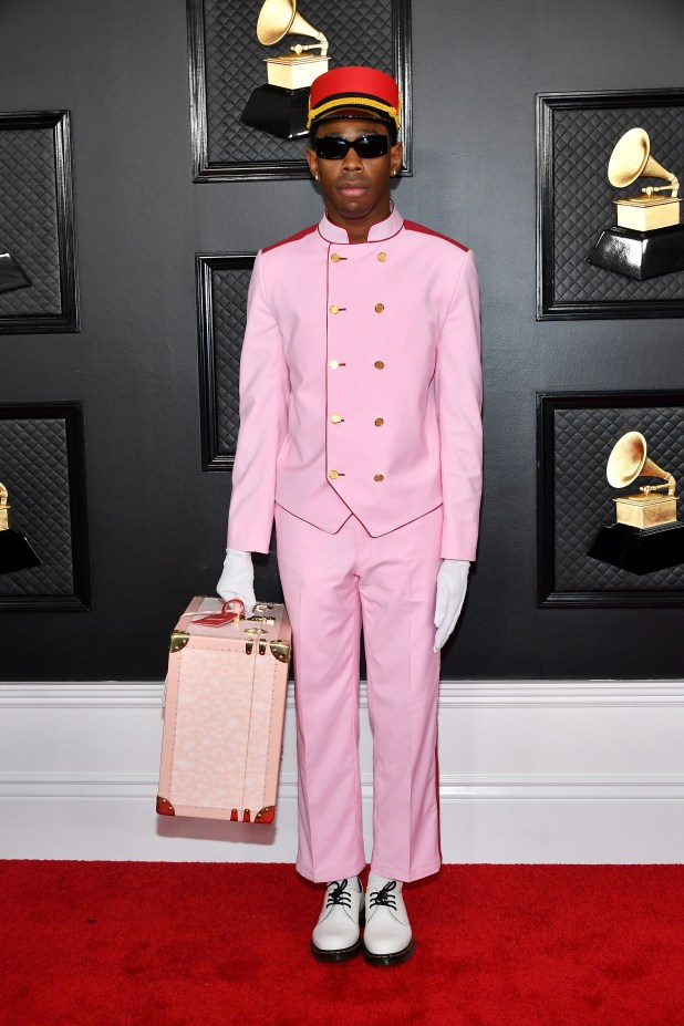 Tyler The Creator Slams Grammys
