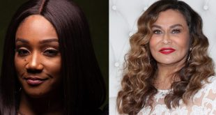 Tiffany Haddish and Tina Knowles