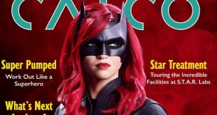 Batwoman is a lesbian