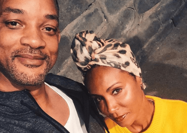 Will and Jada Launch World Tour
