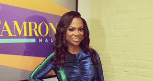Kandi Burruss Talks Surrogacy