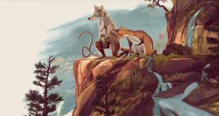 Fox and Snake for Peta