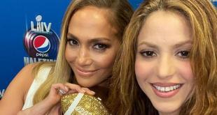 Shakira and JLO