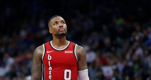 Damian Lillard for All Star