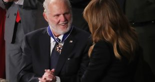 rush limbaugh medal of freedom