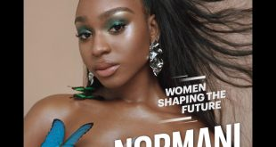 Normani for Rolling Stone