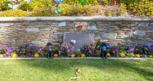 Kobe Bryant Burial Site